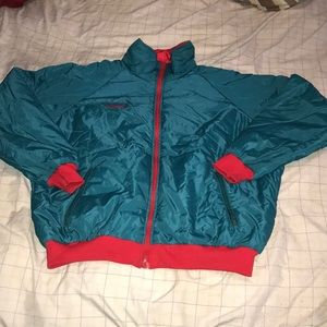 ❤️ SUPER RARE MENS COLUMBIA REVERSIBLE JACKET ❤️